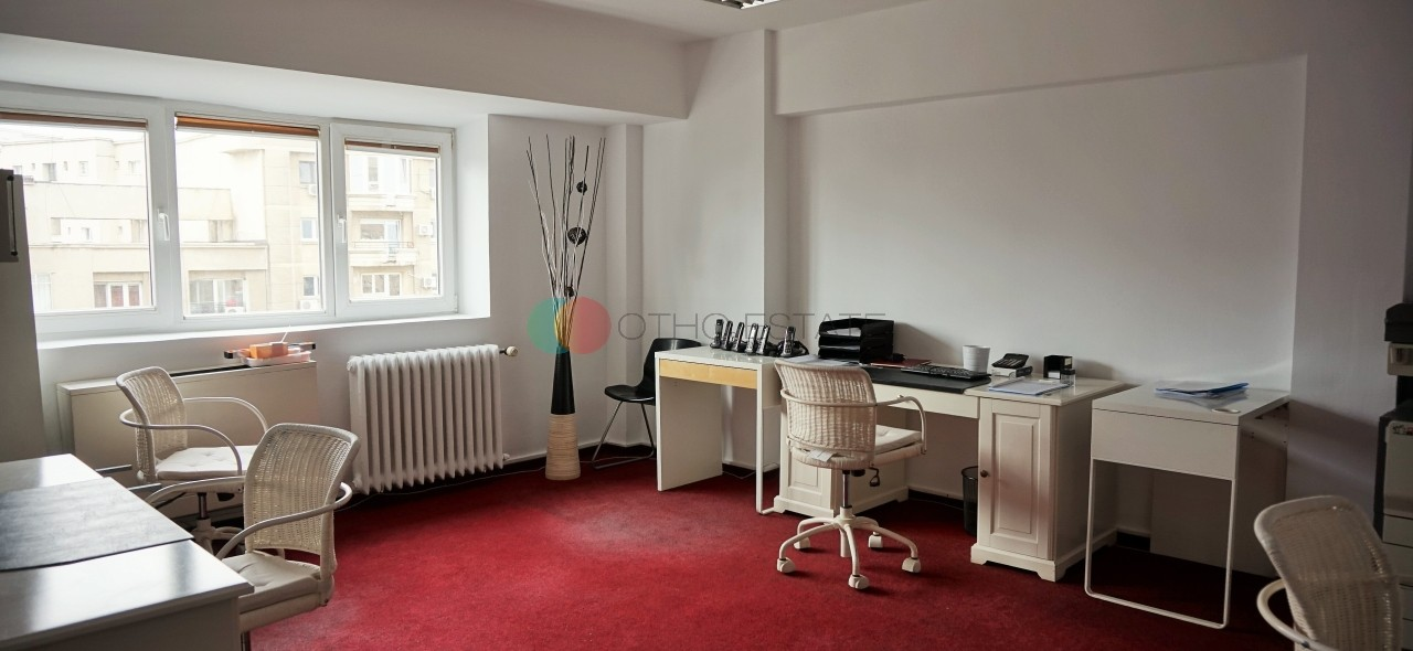 3 room apartment/office space for rent, Victory Square, Bucharest main picture