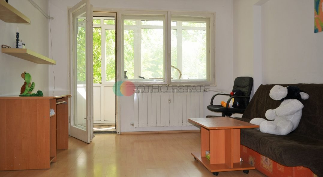 2 room apartment for sale, Tineretului, Bucharest main picture