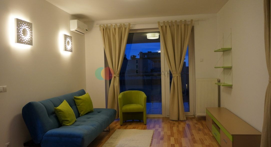 65 sqm 2 room apartment for rent, Rose Garden, Obor, Bucharest main picture