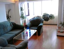 50 sqm 2 room apartment for rent, Decebal, Bucharest