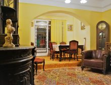 Historical 4 room apartment for sale, Dacia, Bucharest