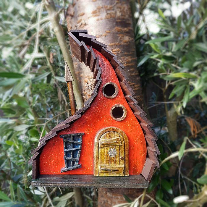casa pentru pasari 1