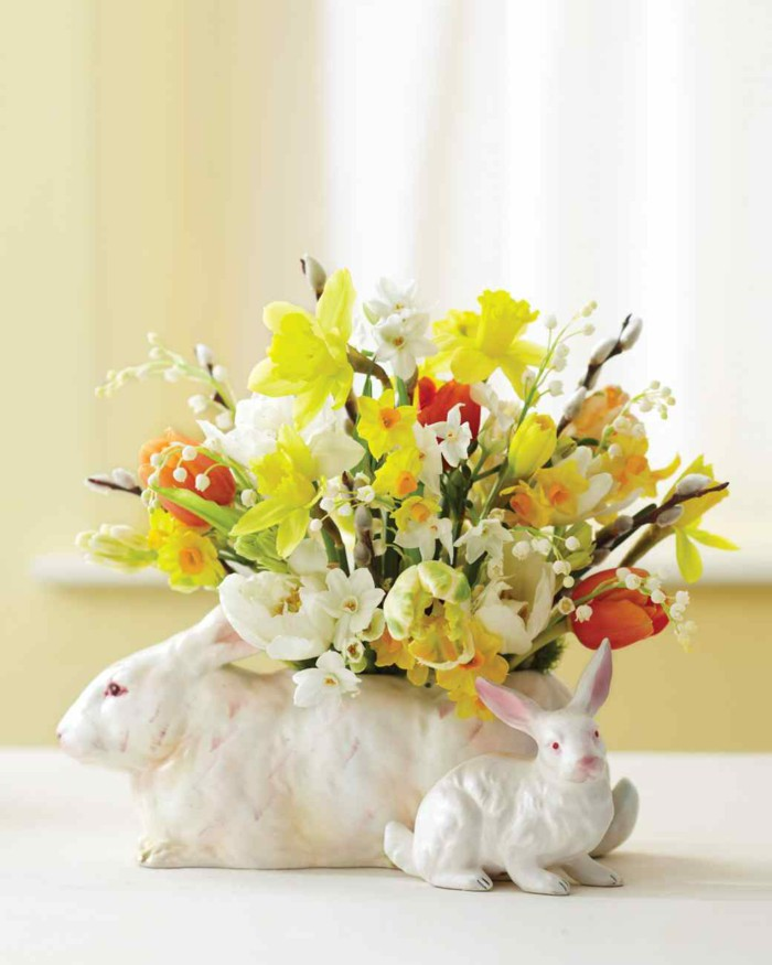 aranjament floral pasti 10
