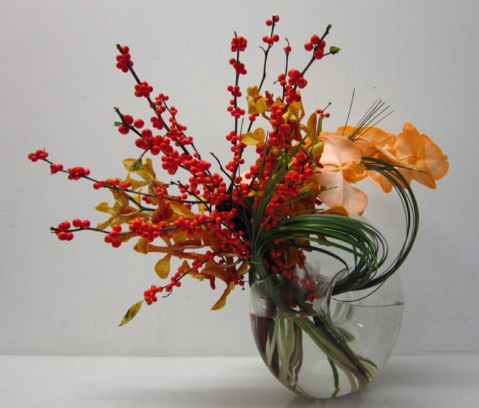 aranjament floral pasti 14