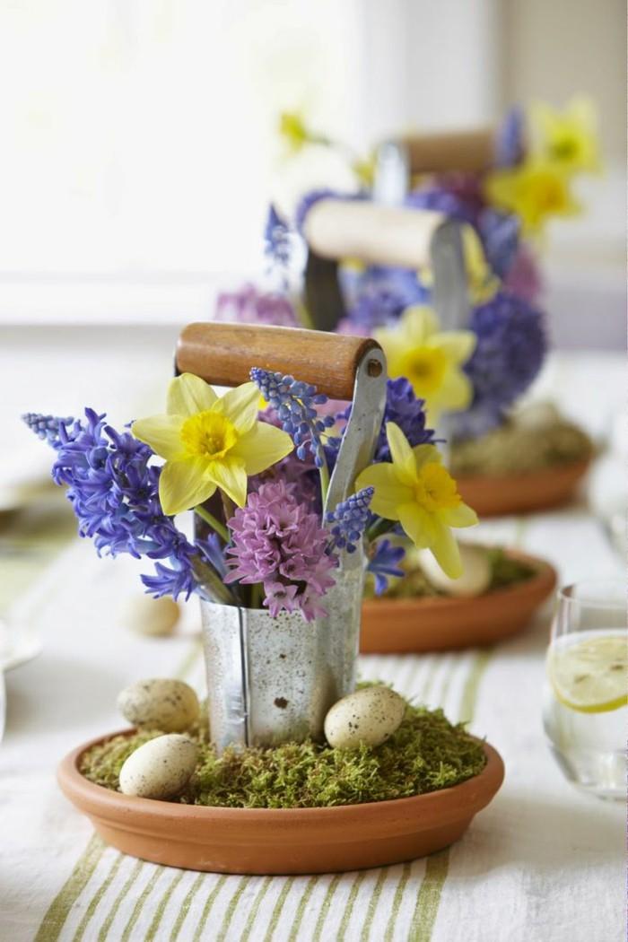 aranjament floral pasti 6