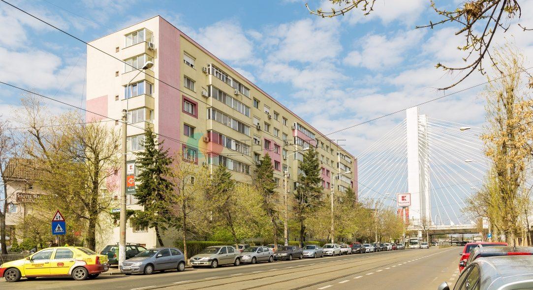 Basarab – Gara de Nord | Bloc Anvelopat |Centrala Imobil| Renovat | Langa metrou poza principala