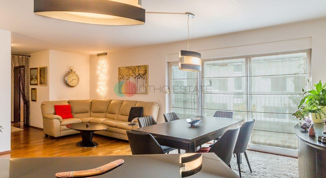 Penthouse Cartierul German | 180 mp | 2 Locuri Parcare Subteran | Boxa main picture