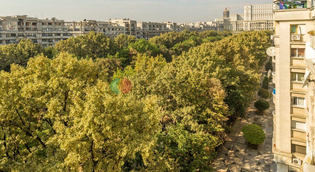 Bulevardul Unirii | Fantani | 4 camere | 100 mp utili | Vedere Mixta | Deosebit main picture