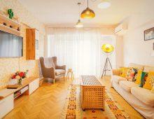 4 room Apartment For Rent Bucharest, Bd Unirii